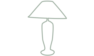 Lampes Bougeoirs